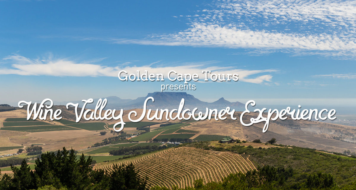 Expired: Wine Valley Sundowner Experience