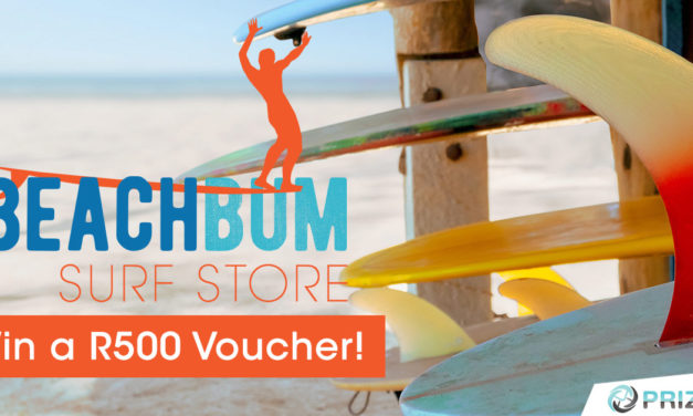 Expired: Win with Beachbum Surf Store