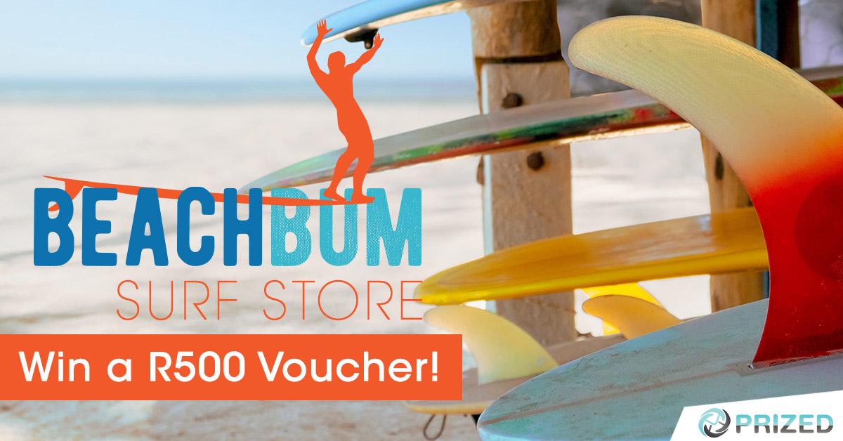 Expired:Win with Beachbum Surf Store